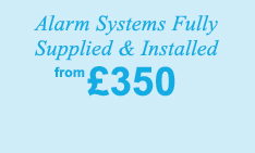 350 alarm system  advert